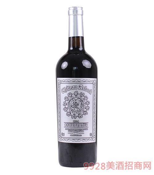 阿洛克梅洛干�t葡萄酒