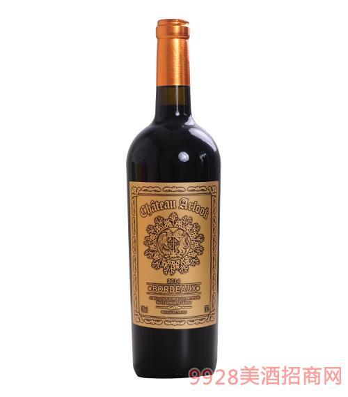 阿洛克西拉干紅葡萄酒