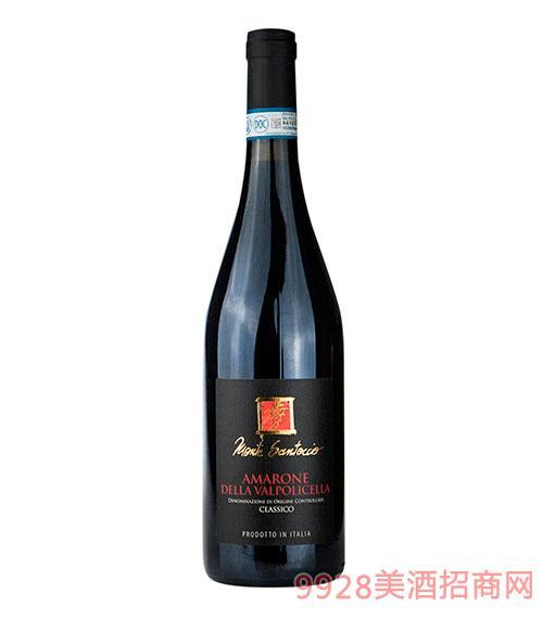 意大利经典阿玛罗尼葡萄酒