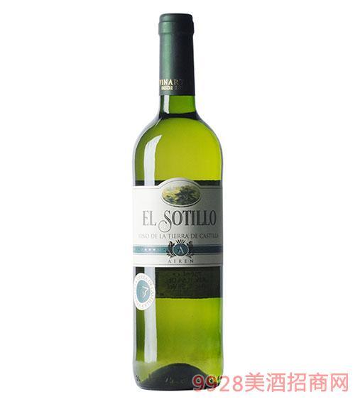 西班牙卡萨帝家族白葡萄酒