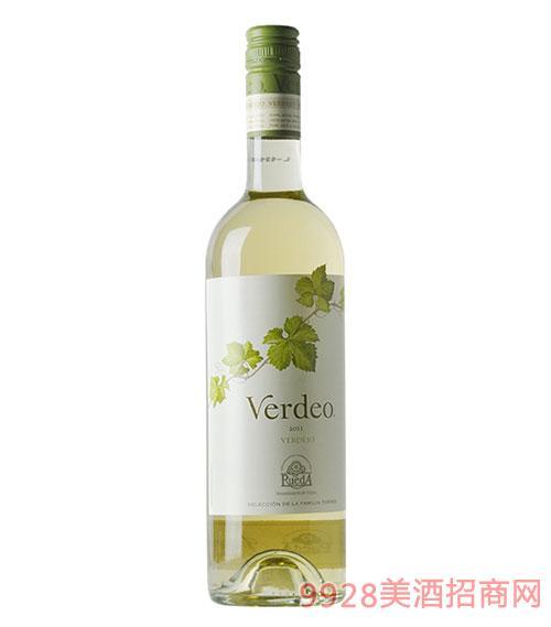 西班牙桃乐丝清馨白葡萄酒