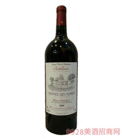 修道士紅葡萄酒