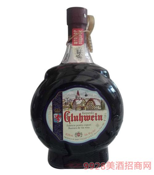 格兰公主经典甜红葡萄酒