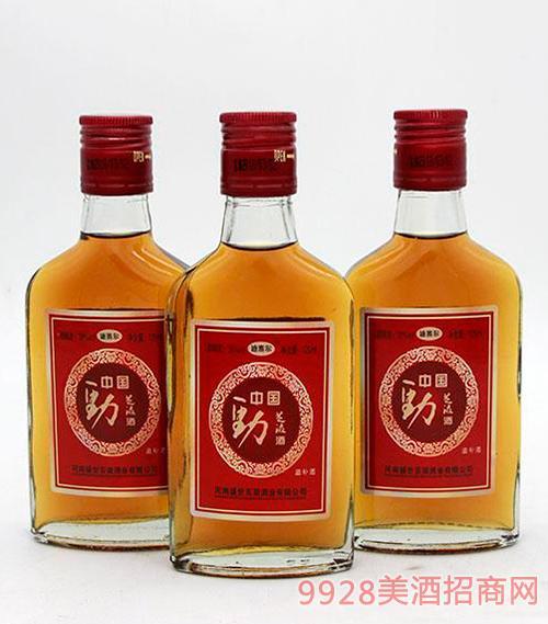 劲芝液进补酒125ml