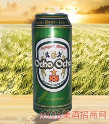 西班牙欧酷啤酒罐装