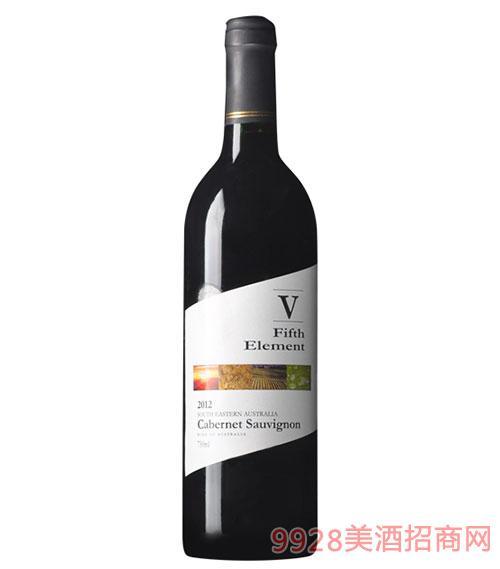 澳大利亚第五元素赤霞珠葡萄酒