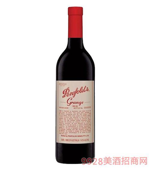澳大利亚奔富葛兰许2009(奔富酒王)葡萄酒