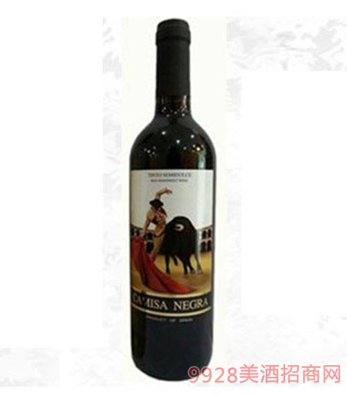西班牙斗牛士半甜红葡萄酒