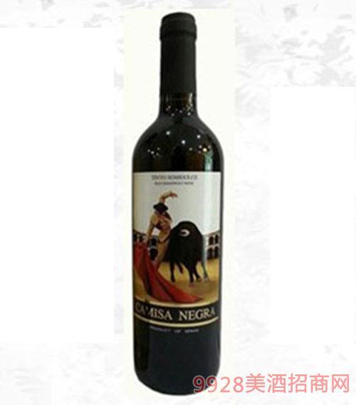 西班牙斗牛士干红葡萄酒