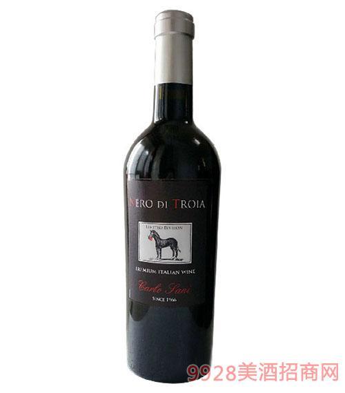 意大利康派庄园黑马葡萄酒