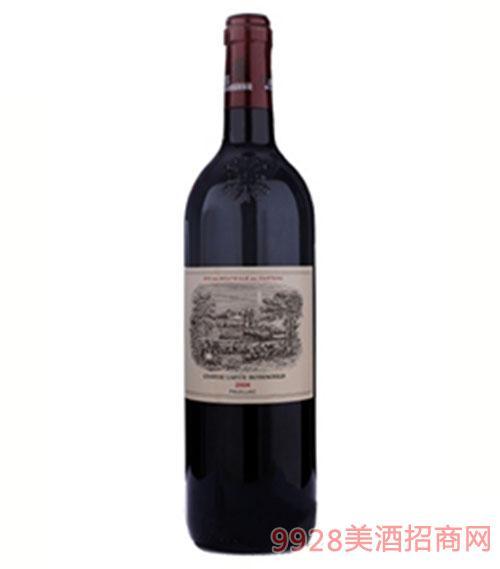 拉菲正牌2004年干红葡萄酒