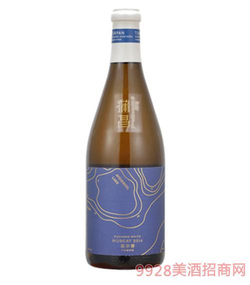 蒲昌亚尔香干白葡萄酒