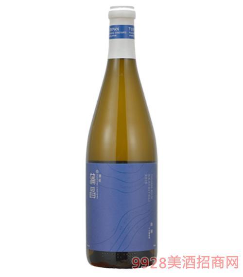 蒲昌白羽干白葡萄酒