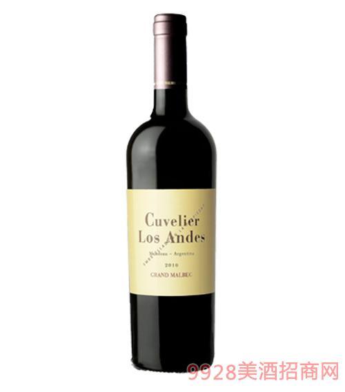 乐夫普勒安第斯私家珍藏马尔贝克葡萄酒