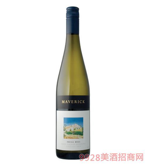马华克伊甸谷雷司 令白葡萄酒