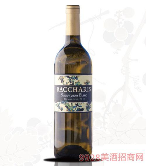 芭恰里斯长相思干白葡萄酒2007
