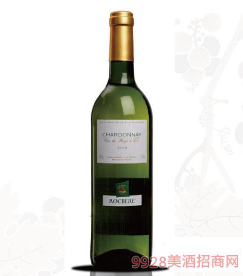 霞多丽干白葡萄酒2010