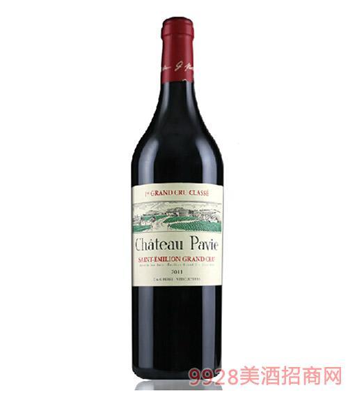 法国柏菲城堡干红葡萄酒2011-14.5度750ml