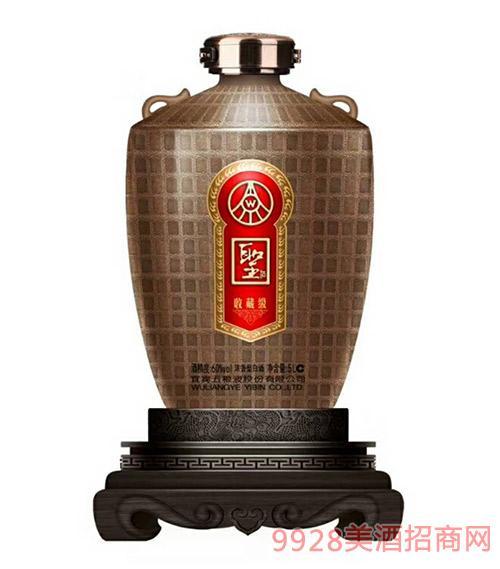 圣酒收藏级60度5L火热招商中