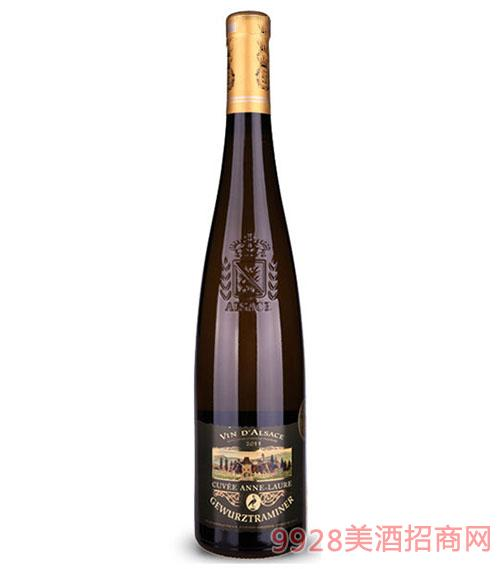 安妮罗拉琼瑶浆干白葡萄酒