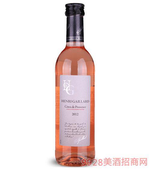 小佳丽普罗旺斯玫瑰红葡萄酒