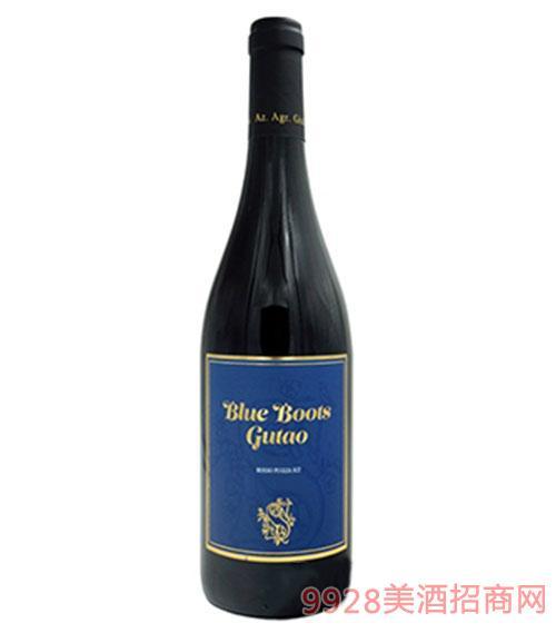 宙斯蓝靴葡萄酒