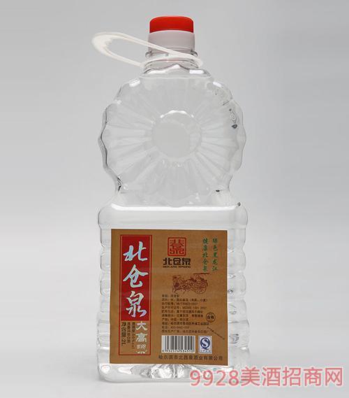 北仓泉大高粱酒52度2L