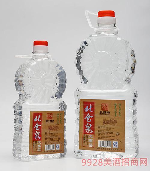 北仓泉大高粱酒52度4L-2L