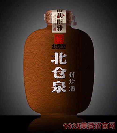 北倉泉封壇酒