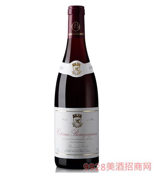 法国罗菲尔玛朗一级园红葡萄酒13度750ml