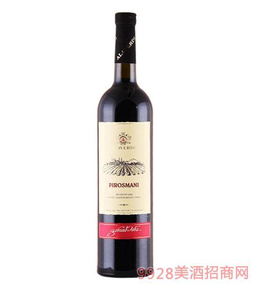 PIROSMANI-皮罗曼尼半干红葡萄酒