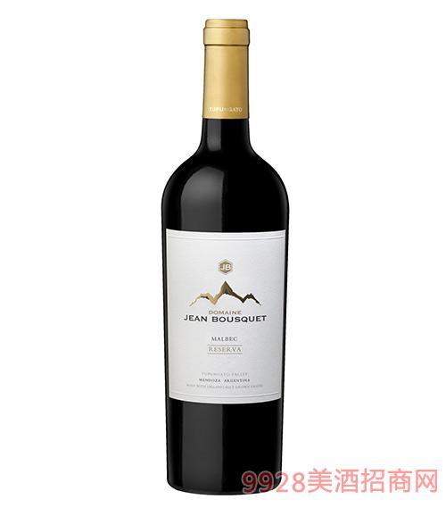 寶時格馬爾貝克陳釀紅葡萄酒