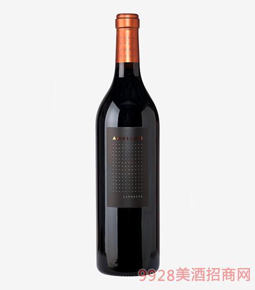 北极星干红葡萄酒