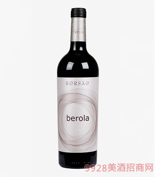 搏颂贝罗拉干红葡萄酒