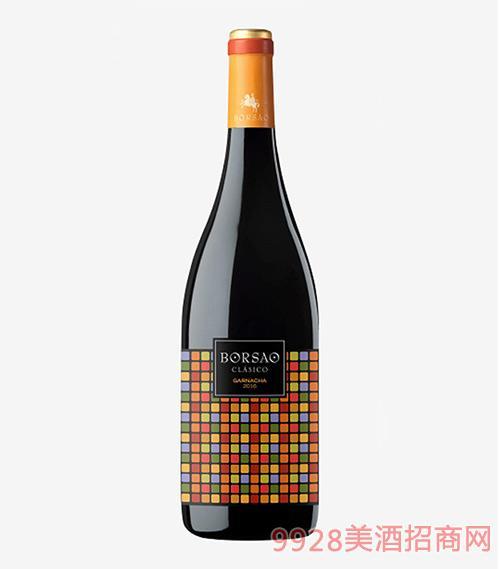 搏颂干红葡萄酒