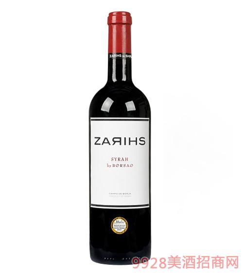 搏颂萨利斯干红葡萄酒