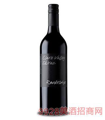 2015岩岭西拉子红葡萄酒14.5度750ml