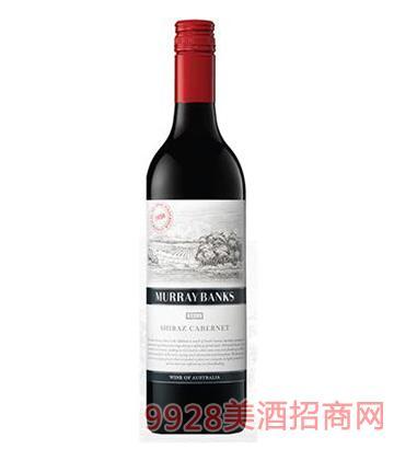 金斯顿酒庄墨累河沿岸2015年西拉赤霞珠混酿葡萄酒