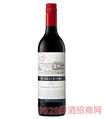 金斯顿酒庄墨累河沿岸2015年赤霞珠葡萄酒