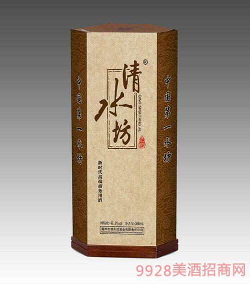 清水坊酒45.5度500ml