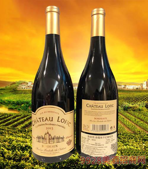 洛菲克·赤霞珠干红葡萄酒
