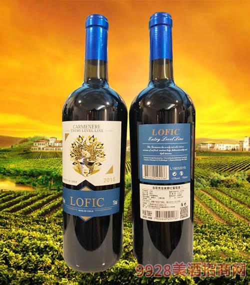 洛菲克佳美娜红葡萄酒75cl