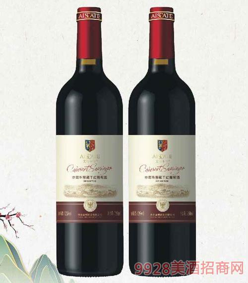 赤霞珠窖藏干紅葡萄酒