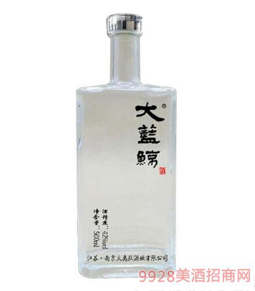 42度大蓝鲸酒500ml