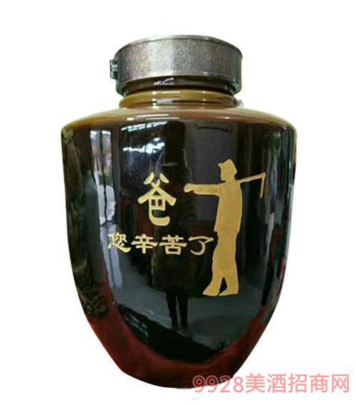 唐皖 亲人坛装定制酒5斤