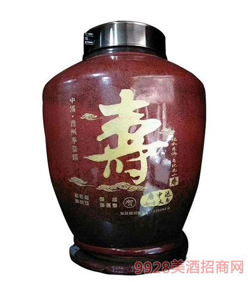 唐皖 生日坛装定制酒5斤