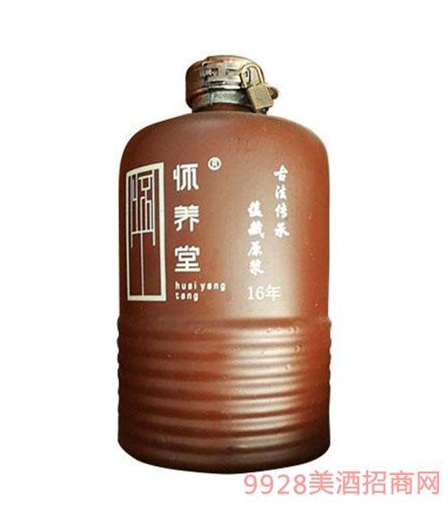唐皖 坛装公司定制酒5斤