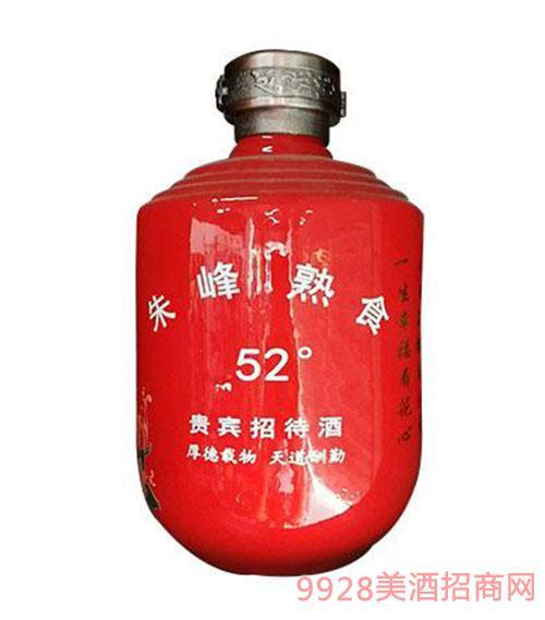 唐皖 坛装贵宾定制酒5斤
