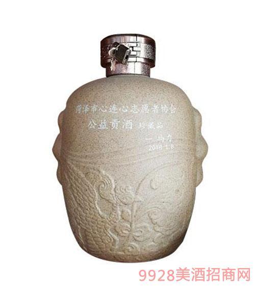 唐皖 坛装协会定制酒5斤