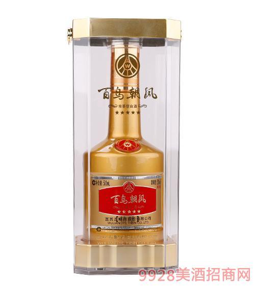 百鸟朝凤酒精酿52度500ml